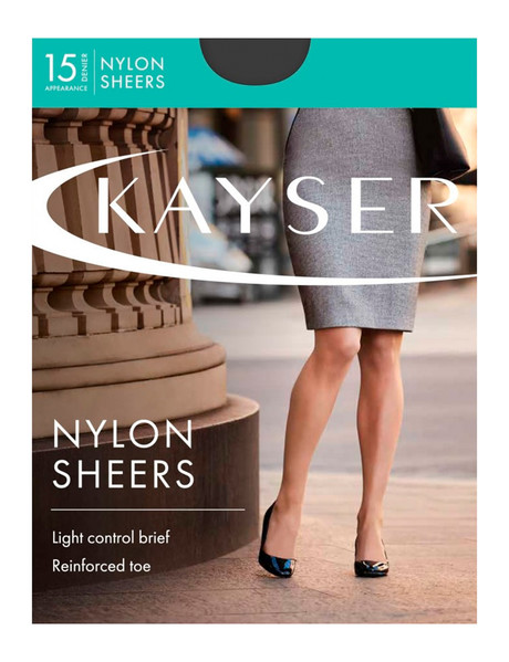 Kayser Sheer Nylon Pantyhose, 15 Denier product photo