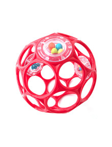 Oball Rattle, Assorted product photo