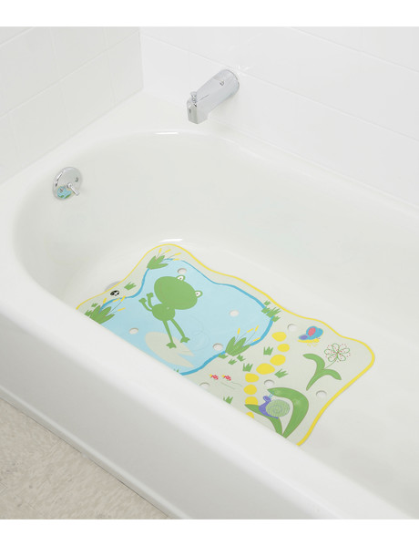 Safety First Froggy & Friends Bath Mat product photo