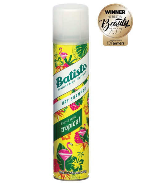 Batiste Tropical Dry Shampoo, 200ml product photo