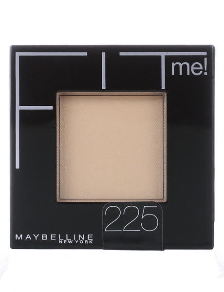 Maybelline Fit Me Pressed Powder in Medium Buff product photo