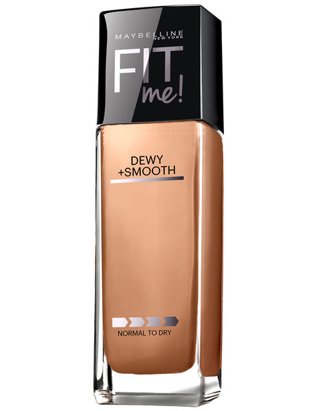 Maybelline Fit Me Foundation Liquid Dewy & Smooth in Pure Beige, 30 ml product photo