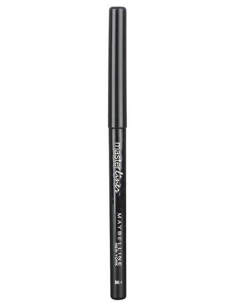 Maybelline Eye Studio Master Liner 24HR Cream Pencil in Black product photo