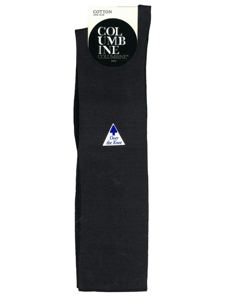 Columbine Cotton Over-The-Knee Sock product photo