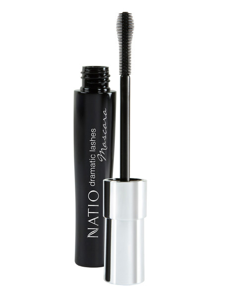 Natio Dramatic Lashes Mascara - Black Rose product photo