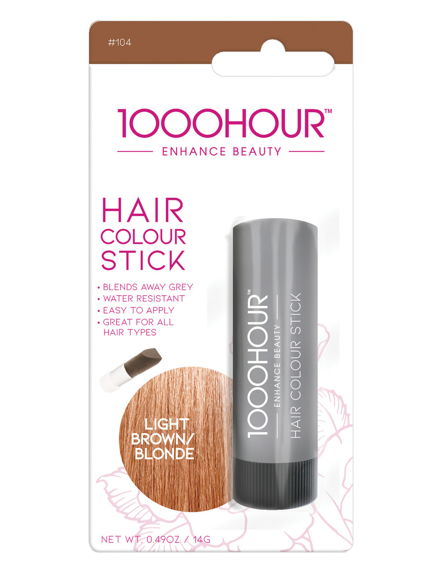 1000hr Touch Up Hail Colour Stick Light Brown 8550106