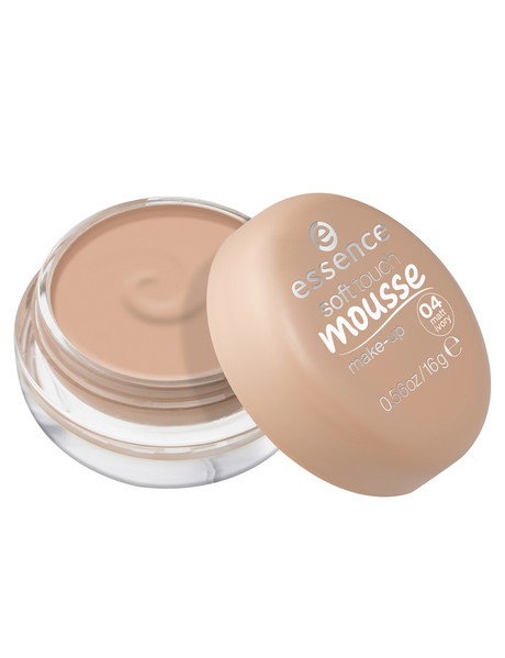 Essence Soft Touch Mousse Make-Up product photo