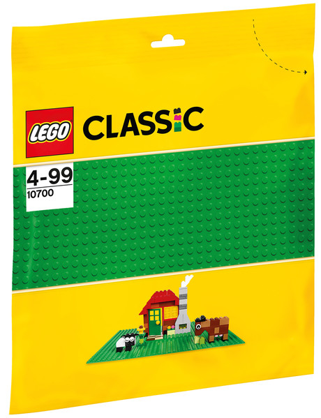 Lego Classic Green Baseplate, 10700 product photo