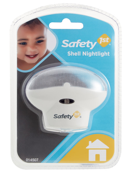 Safety First Shell Nightlight, with Sensor product photo