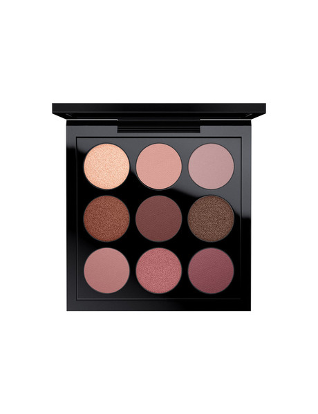MAC Eyeshadow Palette x 9 Burgandy product photo