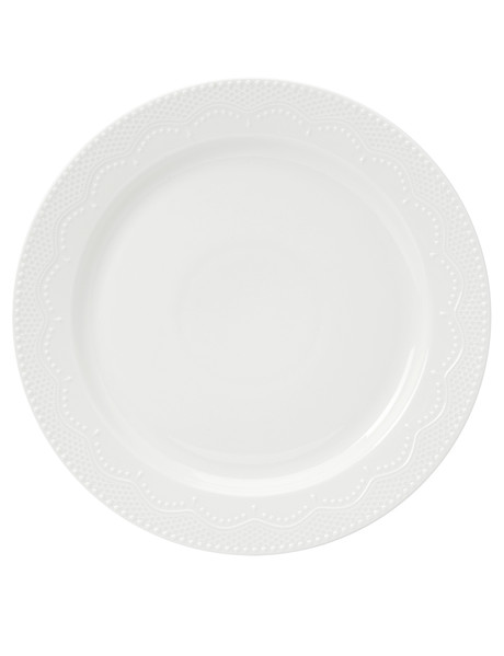 Kate Reed Parlour Lace Dinner Plate, 26cm product photo