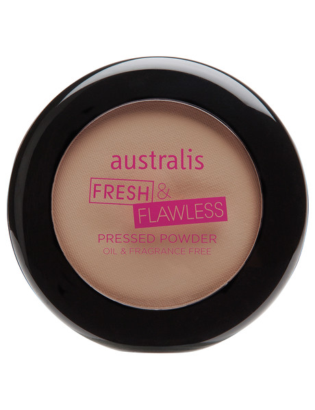 Australis Fresh & Flawless Pressed Powder product photo