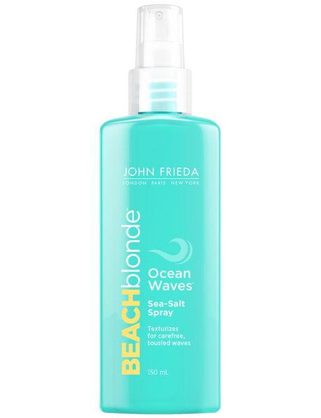 John Frieda Haircare Beach Blonde Sea Salt Spray Ocean