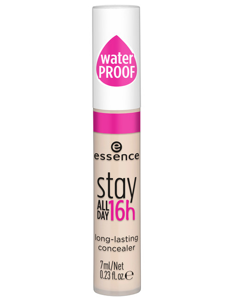 Essence Stay All Day 16h Long-Lasting Concealer product photo