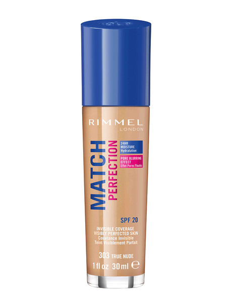 Rimmel Match Perfection Foundation product photo