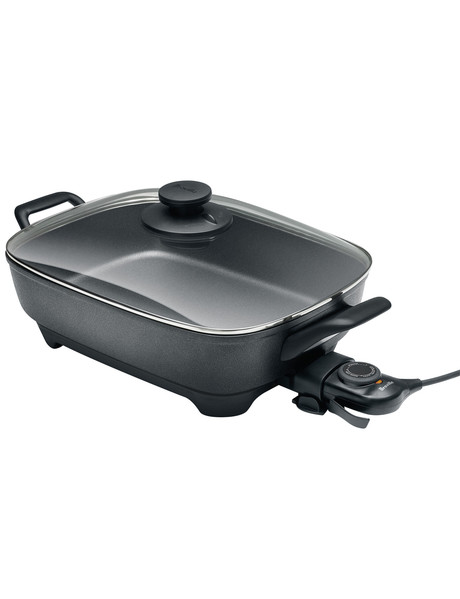 Breville Banquet Electric Frypan Bef250gry Cooking