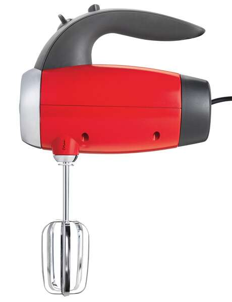 Sunbeam Mixmaster Hand Mixer, Red, JM6600R product photo