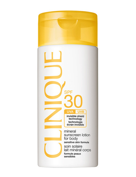 Clinique Mineral Sunscreen Lotion Body SPF30, 125ml product photo