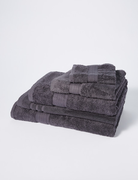 Linen House Newport Towel Range, Storm product photo