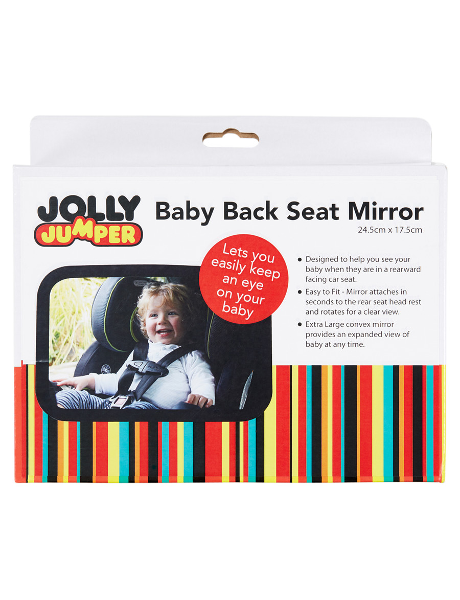 Car Safety Easy Rear View Back Seat Mirror Baby Face Rear Ward Child Infant Care