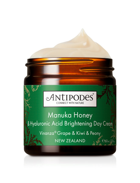 Antipodes Manuka Honey Skin Brightening Light Day Cream, 60ml product photo