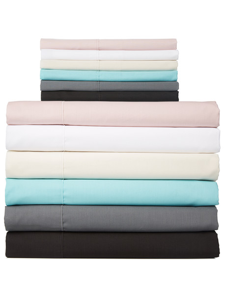 Style Co 225 Thread Count Polyester Cotton Sheet Set product photo