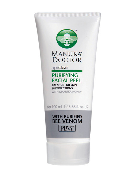 Manuka Doctor ApiClear Purifying Face Peel, 100ml product photo