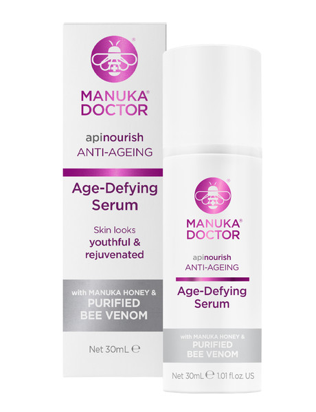 Manuka Doctor ApiNourish Age Defying Serum, 30ml product photo