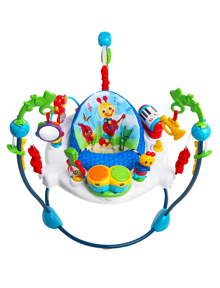 Picture of: Baby Einstein Neighbourhood Symphony Activity Jumper 66311
