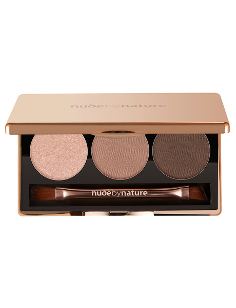 Nude By Nature Eyeshadow Trio product photo