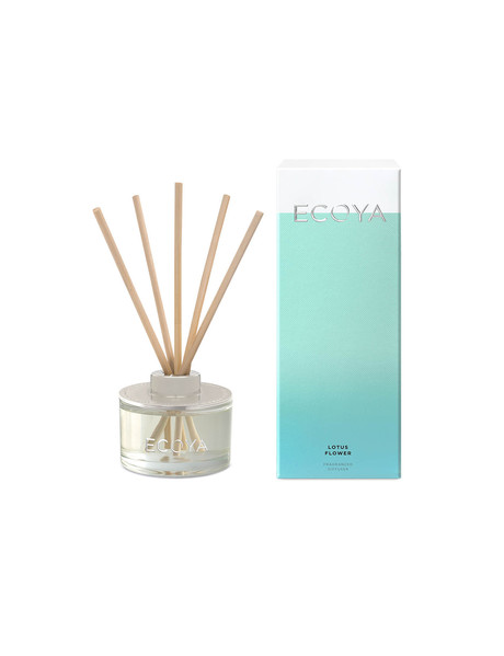 Ecoya Reed Diffuser Mini, Lotus Flower product photo