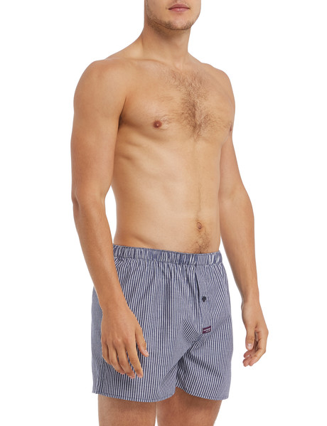 Mitch Dowd Mini Pinstripe Woven Boxer product photo