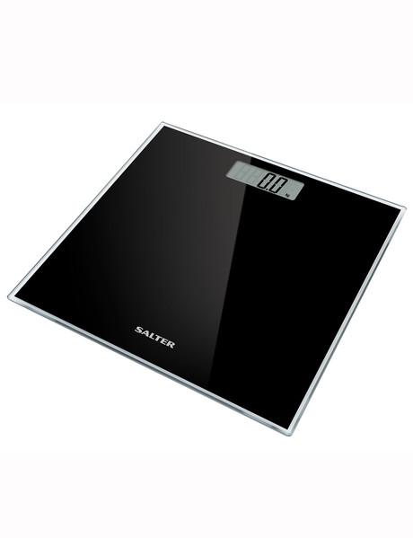 Salter Electronic Glass Bathroom Scale 9037BK3R product photo