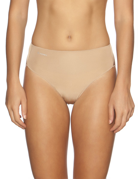 Jockey Woman NPLP Tactel Hi-Cut Brief, Nude product photo