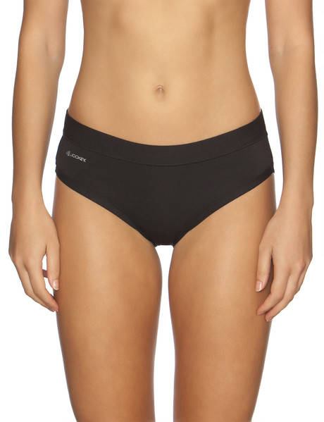 Jockey Woman Comfort Classic Bamboo Boyleg Brief Black product photo
