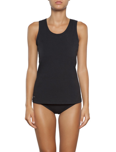 Jockey Woman Comfort Classic Singlet Black product photo