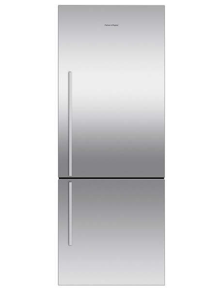 Fisher & Paykel 373L ActiveSmart Fridge Freezer, Stainless Steel, RF402BRGX6 product photo