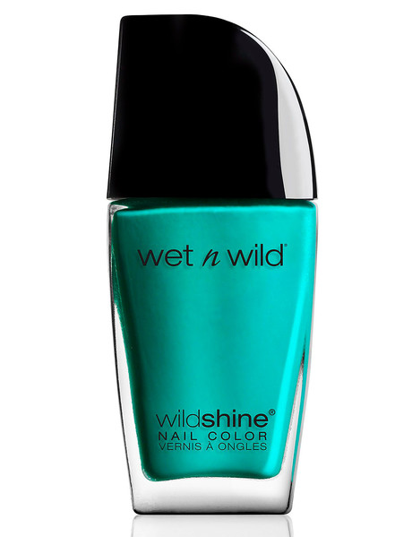 wet n wild Shine Nail Colour, Be More Pacific product photo