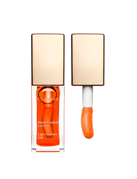 Clarins Lip Comfort Oil 05 Tangerine product photo