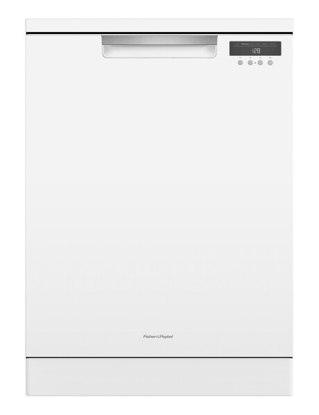 Fisher & Paykel Dishwasher, White, DW60FC2W1 product photo