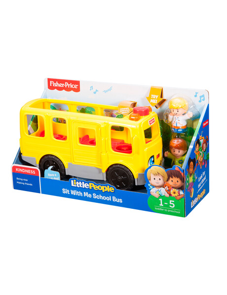 Fisher Price Little People Large Vehicle - Assorted - 68508