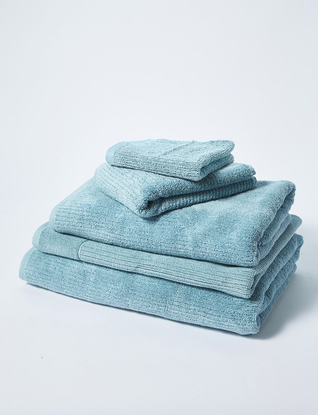 Sheridan Sheridan Living Texture Towel Range, Misty Teal product photo