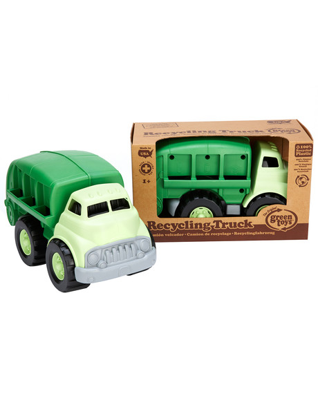 Green Toys Recycling Truck product photo