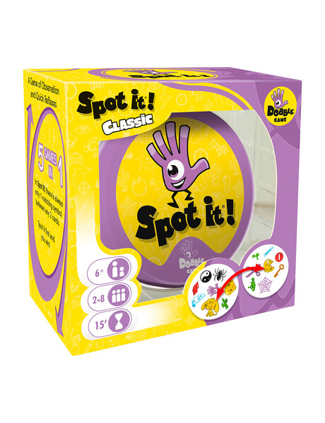 Games Spot It! product photo