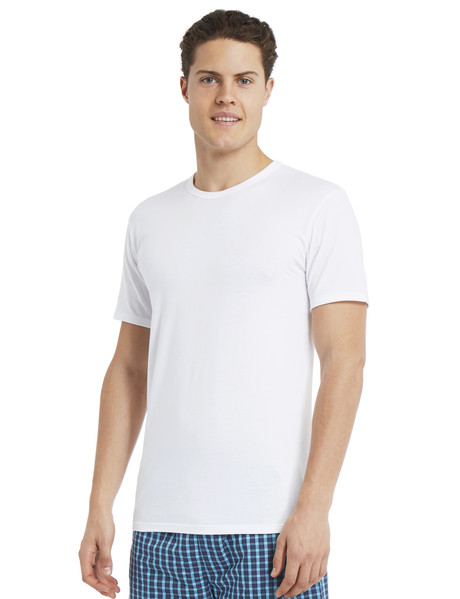 750ef11d9eff Calvin Klein Cotton Stretch T-Shirt