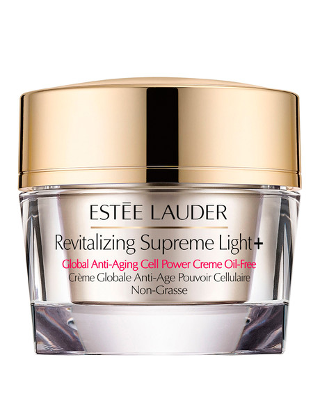 Estee Lauder Revitalising Supreme Light+ Global Anti-Aging Cell Power Creme Oil-Free product photo