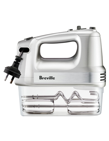 Breville The Mix & Store Hand Mixer, LHM150SIL product photo