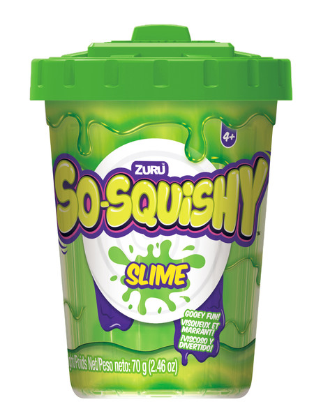 So Squishy Slime Series 1, 70G, Assorted product photo
