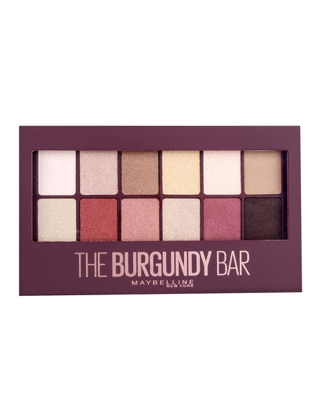 45847ec66f0 Maybelline Burgundy Bar Eyeshadow Palette product photo