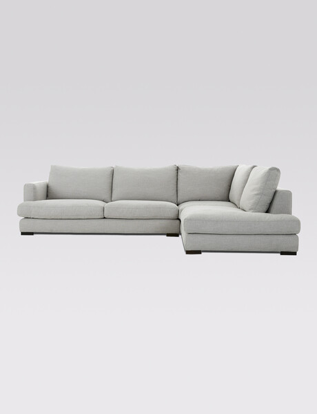 Luca Jenson 3 Seater With Corner Chaise